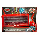 Mattel Cars Awesome Micro Drifters Mack Display Case Vehicle Playset With Ball-Bearing Technology Toy / Game / Play / Child / Kid