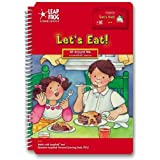 Leap Frog All Around Me Storybooks Lets Eat Food Level 2