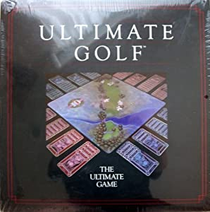 Ultimate Golf The Ultimate Game