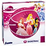 Franklin Sports Disney Princess Mini Rubber Basketball #19246
