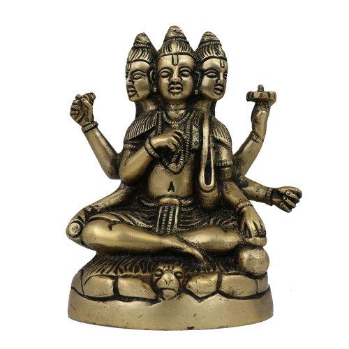 hindu-gods-religious-sculpture-brahma-vishnu-and-shiva-made-in-brass-475-x-275-x-325-inches