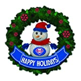 Philadelphia Phillies Snowman LED Wreath at Amazon.com