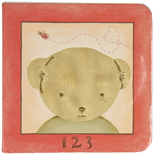 Bunnies by the Bay Bao Bao Bear's 123 Book, Tan