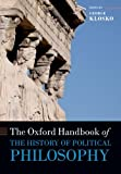 img - for The Oxford Handbook of the History of Political Philosophy (Oxford Handbooks) book / textbook / text book