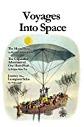 "Voyages into Space by Vivinair ""Vivinair"", Edgar Allan Poe, Richard Adams Locke cover image"