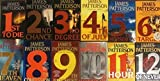 img - for Woman's Murder Club Set Vol 1-12 :(1st to Die, 2nd Chance, 3rd Degree, 4th of July, 5th Horseman, 6th Target, 7th Heaven, 8th Confession, 9th Judgement, 10th Anniversary, 11th Hour, 12th of Never) book / textbook / text book