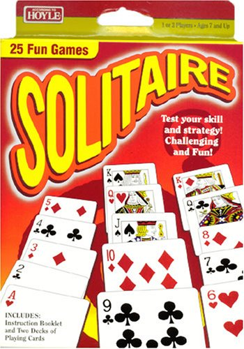 25 fun games solitaire - 1