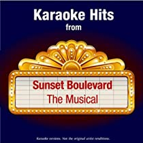 Karaoke Hits from Sunset Boulevard-The Musical