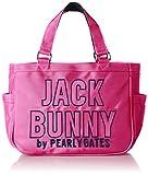 [ジャックバニー バイ パーリーゲイツ] JACK BUNNY by PEARLY GATES (ゴルフバック) 定番 カートバック 262-6981833 090 (ピンク)