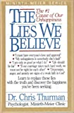 The lies we believe (0840734980) by Thurman, Chris