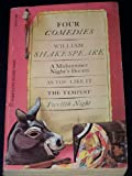 Four Comedies: The Taming of the Shrew, A Midsummer Night
