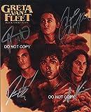Greta Van Fleet band reprint signed autographed 8x10 photo RP #1 Highway Tune