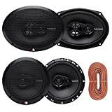 Car Speaker Package of 2x Rockford Fosgate R165X3 Prime 6.5