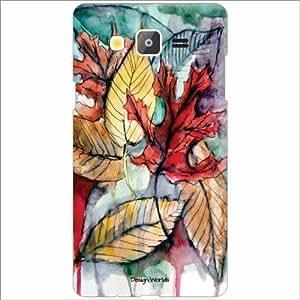 Design Worlds - Samsung Galaxy On5 Designer Back Cover Case - Multicolor Ph...