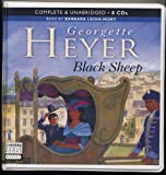 Georgette Heyer Black Sheep (Complete and Unabridged) Audiobook