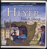 Black Sheep (Complete and Unabridged) Audiobook Georgette Heyer