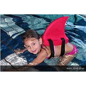 SwimFin Learn To Swim Fin with ASA Approved Buoyancy Aid