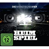Heimspiel - Deluxe Edition (inkl. einer limitierten Fanta 4-Anstecknadel)von &#34;Die Fantastischen Vier&#34;