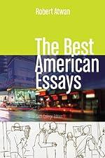 best american essays college