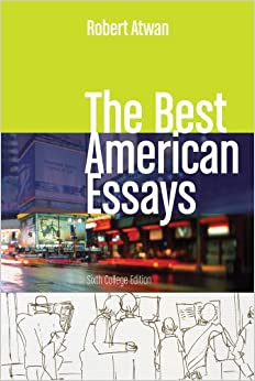 best american essays 2007 online