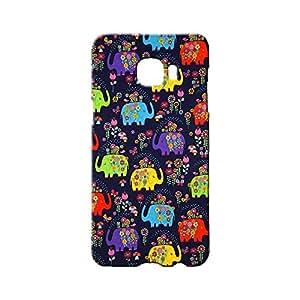 G-STAR Designer Printed Back case cover for Samsung Galaxy C7 - G7911