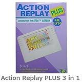 セガサターン SS Action Replay PLUS 3 in 1 アクションリプレイ  SEGA SATURN Dianziオリジナルバージョン[CXD9437] [並行輸入品]