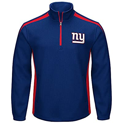 NFL Men's -Hail Mary -1/4 Zip Pullover