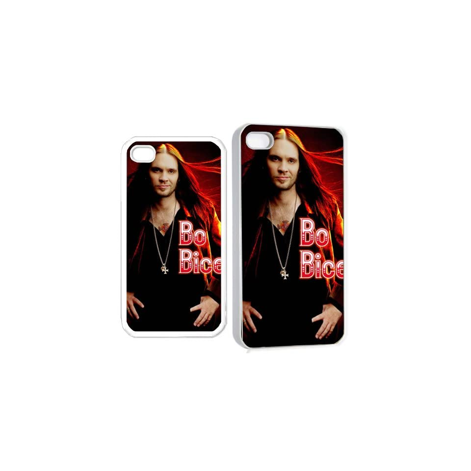 bo bice v2 iPhone Hard Case 4s White Cell Phones