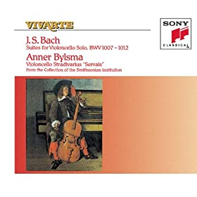 Bach: The Six Unaccompanied Cello Suites, BWV 1007-1012