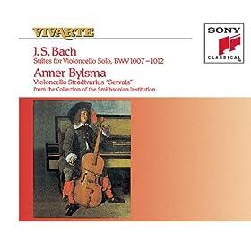 Suite No. 1 in G Major, BWV 1007: V. Menuet I/II
