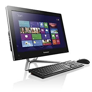 Lenovo IdeaCentre C355 57318980 20-Inch All-in-One Desktop (Black)