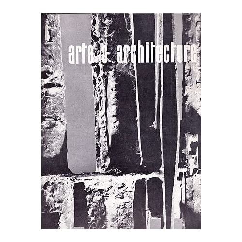Arts and Architecture magazine, November 1957, Vol. 74, No. 11, Entenza, John (editor)
