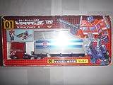 戦え! 超ロボット生命体 トランスフォーマー 総司令官 コンボイ 1980年代 当時品