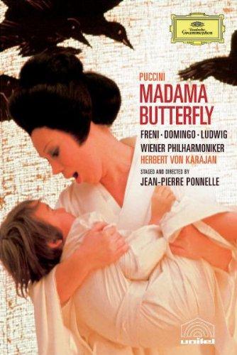 Puccini - Madama Butterfly (Karajan) [DVD] [NTSC]
