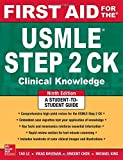 img - for First Aid for the USMLE Step 2 CK, Ninth Edition (First Aid USMLE) book / textbook / text book
