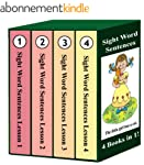 Sight Word Sentences - Lessons 1-4: 4...