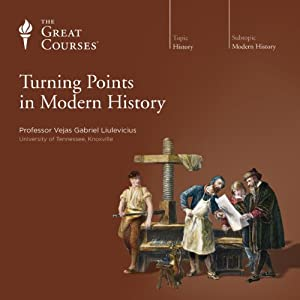 Turning Points in Modern History Lecture