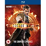 Doctor Who: The Complete Specials [Blu-ray] [Region Free]by David Tennant