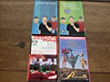 img - for 4 Video Collection Gay Interest - QUEER AS FOLK UK, THE BOYS OF MANCHESTER, BEAUTIFUL THING, PRISCILLA QUEEN OF THE DESERT - 4 Vhs videocassetes (NTSC) for one shipping charge! book / textbook / text book