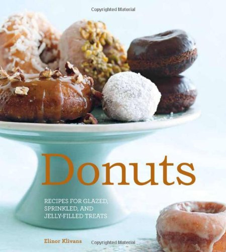 Donuts recipe book