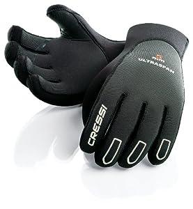 Cressi Ultra Span Gloves Gants 5 mm Homme Noir M