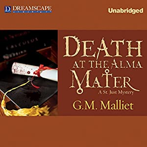 Death at the Alma Mater Audiobook