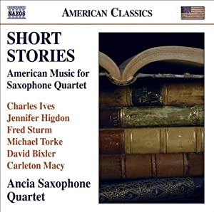 Short Stories: American Music