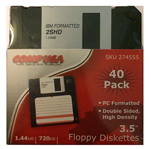 Floppy Diskettes 3.5