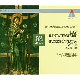 """Cantata No.169 Gott soll allein mein Herze haben BWV169 : IV Recitative - """"Was ist die Liebe Gottes?"""" [Counter-Tenor]"""