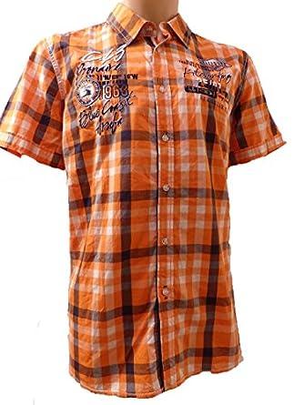 camp david hemd kitesurfing shirt check regular sunny. Black Bedroom Furniture Sets. Home Design Ideas
