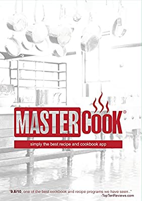 MasterCook 15 Recipe PC