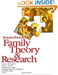Sourcebook of Family Theory and Research