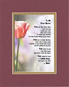 Amazon.com - Touching and Heartfelt Poem for Mothers - To
