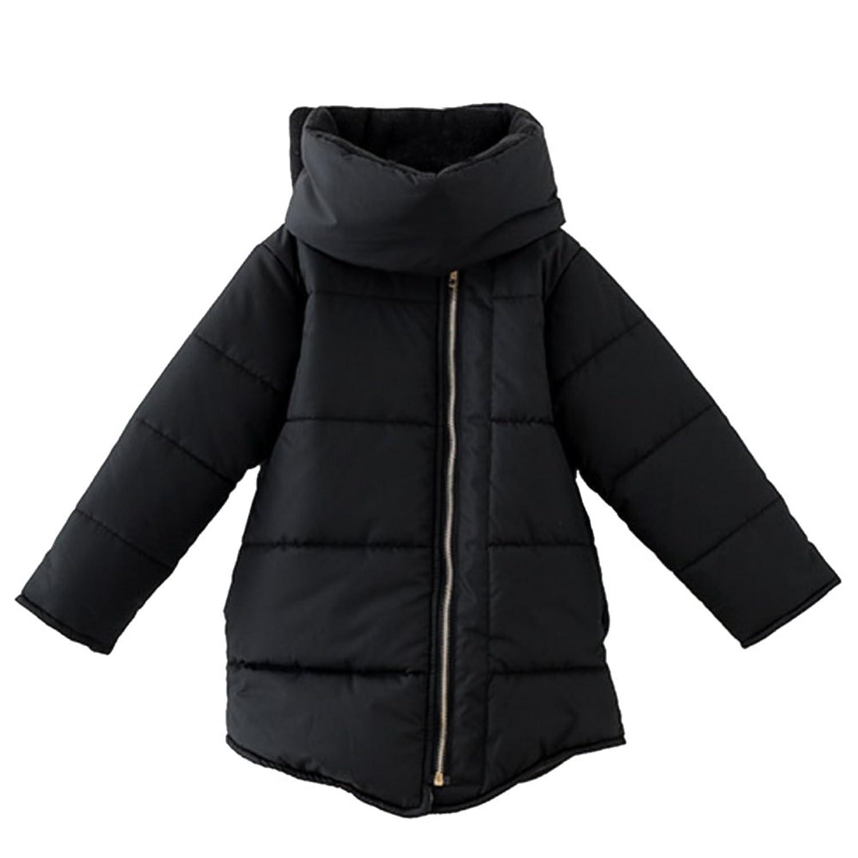 Moin Jacke Kinder Mädchen Winterjacke mit Stehkragen Jacket Wintermantel Mantel Parka Outerwear Oberbekleidung Winter Kleidung günstig bestellen